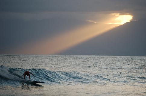 photo: spot planche: rivage